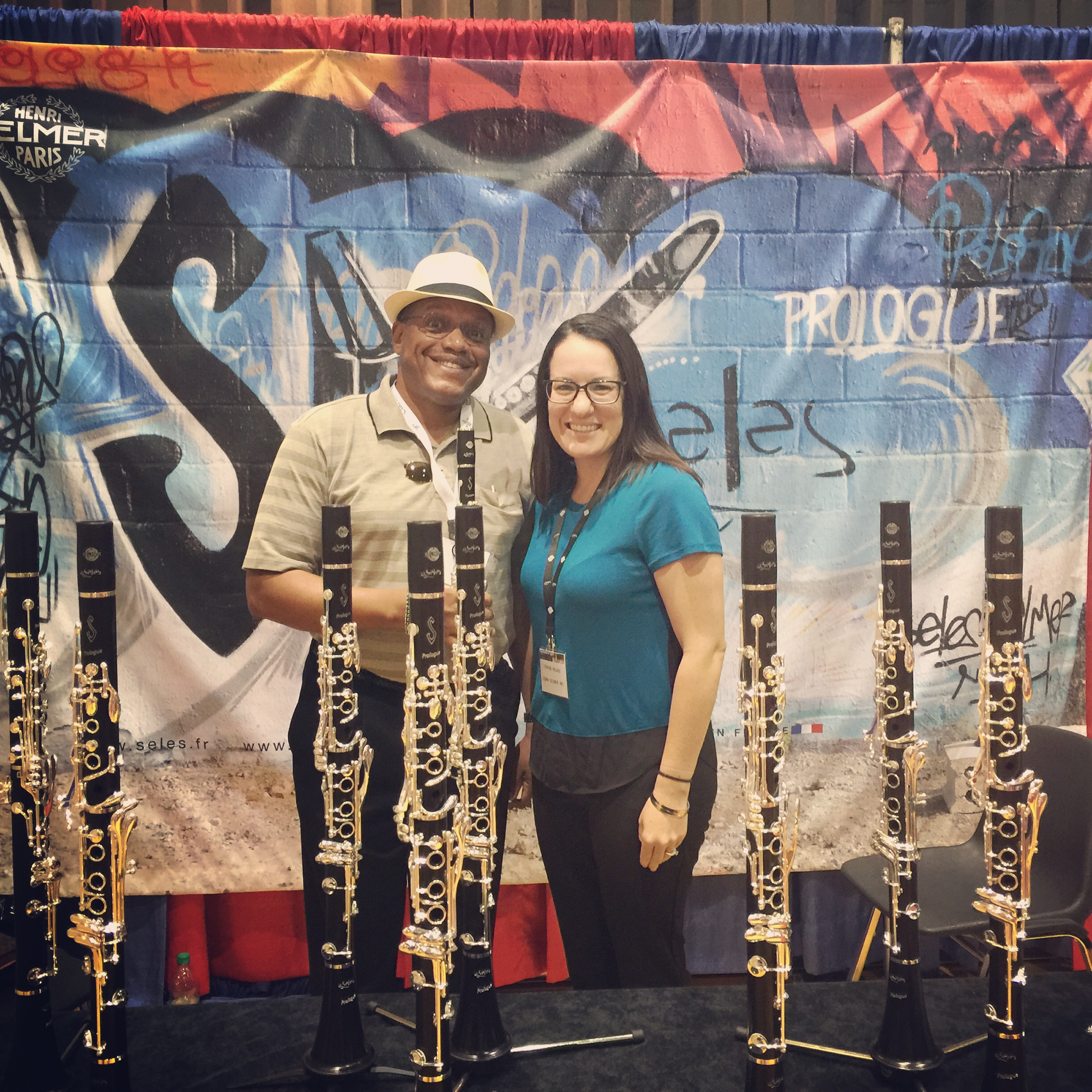 ICA with Conn-Selmer District Manager