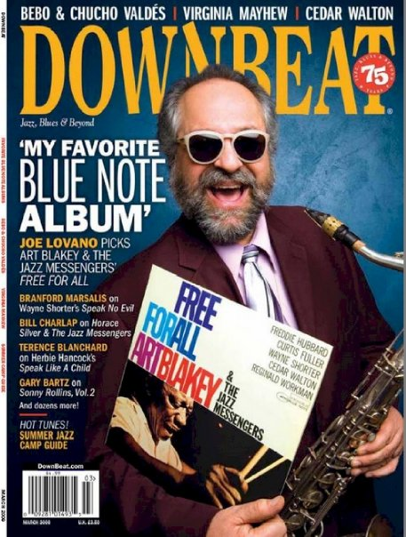 ARC featured in March 2009 Down Beat Magazine