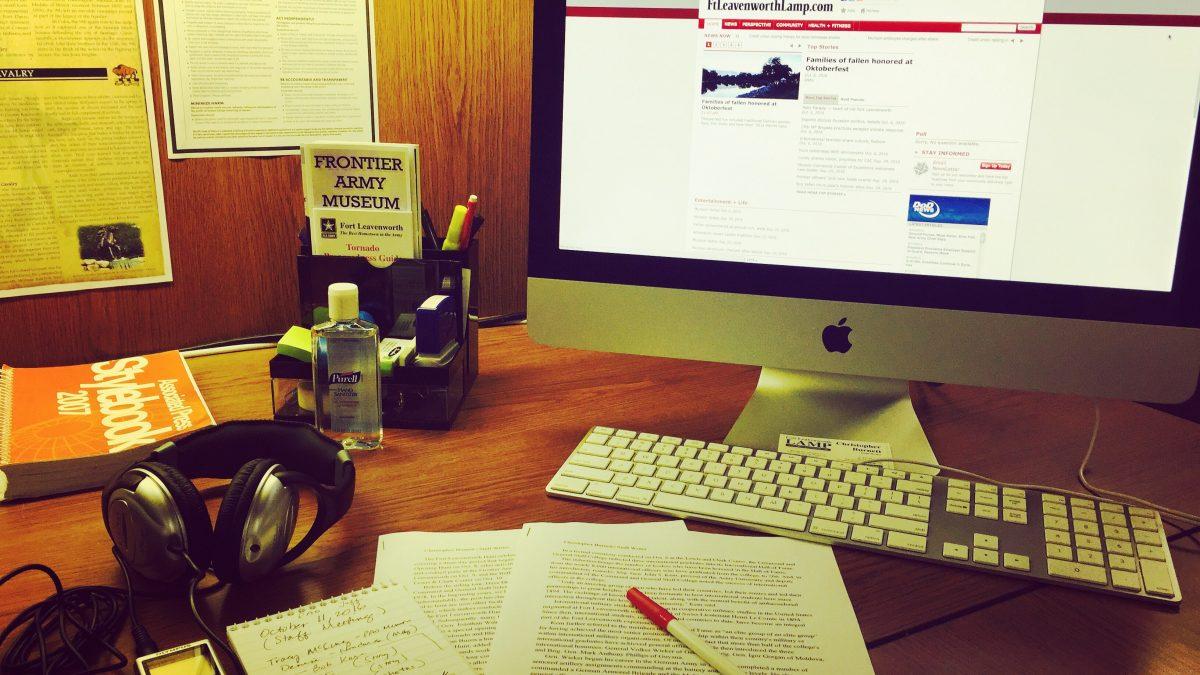 Journalist Desk